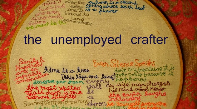 the unemployed crafter