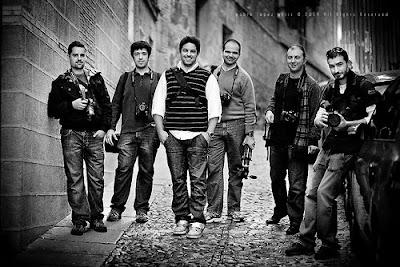 Foto de grupo. Pablo López Ortíz.