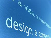 O layout do site deve ser diretamente identificado com a marca