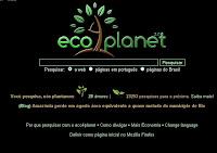 Conheça o site ecologicamente correto