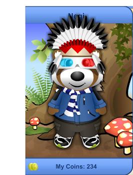 """This is me  """"Negi"""" in pandanda"""