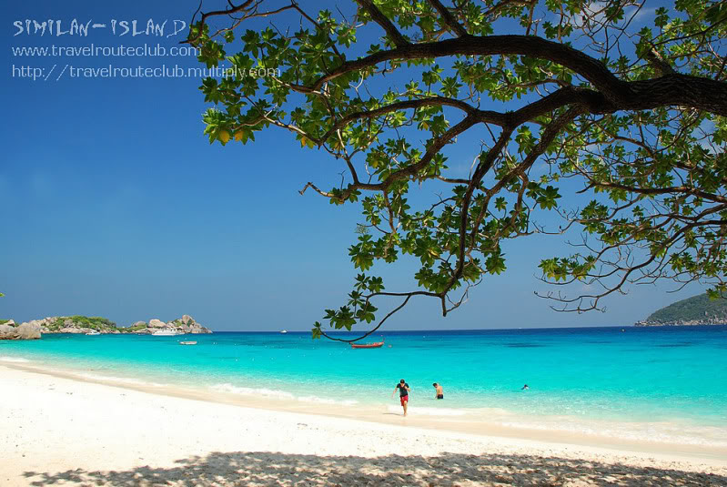 Welcome to Thai: Similan Islands National Park