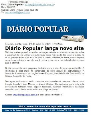 Diario Popular,linkpelotas,noticias de Pelotas,dicas de leitura,politica,novidades,diversao,atualidades