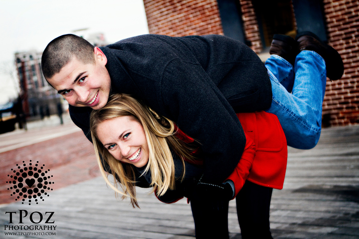 baltimore engagement photography