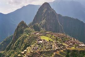 Machu Picchu, Cuzco - Perú