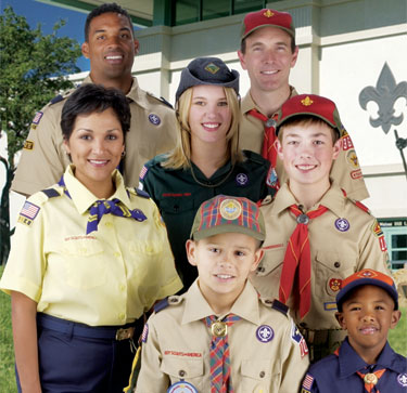 Boy Scout Troop 701