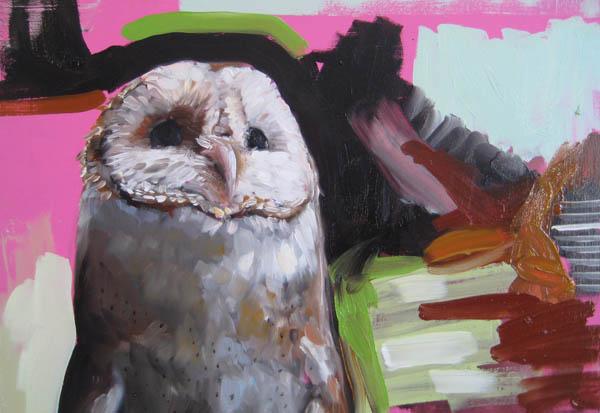 Heidi Daehler`s Barn Owl