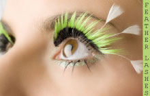 Wear it with Confidence - Feather Lashes!