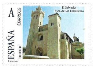 iglesia del Salvador|Ejea|Cinco Villas