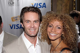 Actor Garrette Dillihunt and wife Michelle