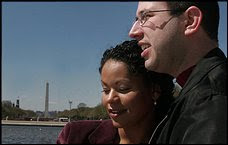Tenisha W. and Jewish Hubby...