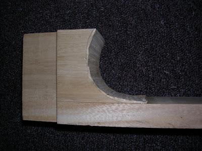 Heel sawing