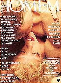 Regina Duarte - Playboy 1976