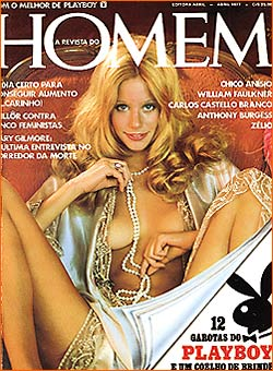 Jill de Vries - Playboy 1977