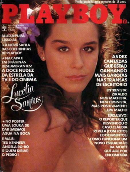 Lucélia Santos - Playboy 1980
