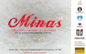 Evento...o MINAS 2007 Diseño colaborativo de Rodrigo Moscoso.