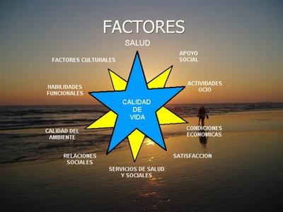 Factores que influyen en la Calidad de Vida