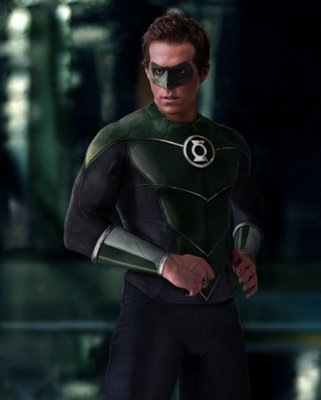 Movie Ryan Reynolds on Ha Sido Hal Jordan Estan Haciendo Una Pela Con Ryan Reynolds