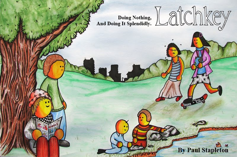 Latchkey - Daily Comic Strip