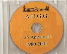 CD del 25è  ANIVERSARI D'AUGG
