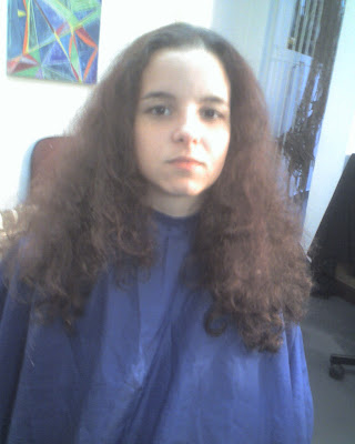 Violeta Genciana como usar nos cabelos loiros 3 formas