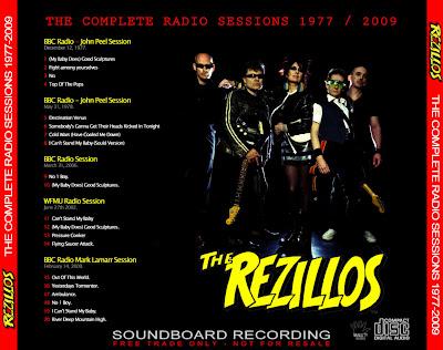 The Rezillos Destination Venus