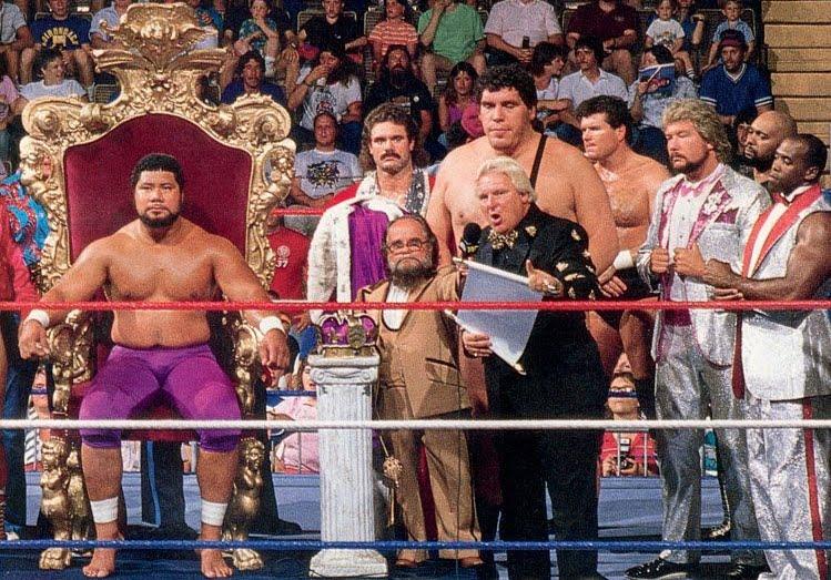 Big Islanders Wrestling