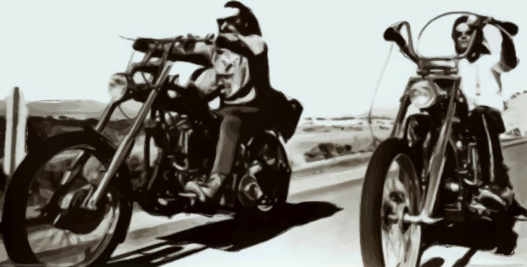 easy rider and the phenomenon of the Rogue waves are an accepted maritime phenomenon  without reaching premature conclusions as to the cause of the easy rider tragedy,.