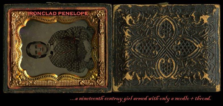 ironclad penelope