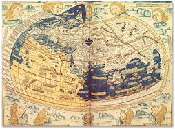 Versiones del mapa de Ptolomeo n. 1