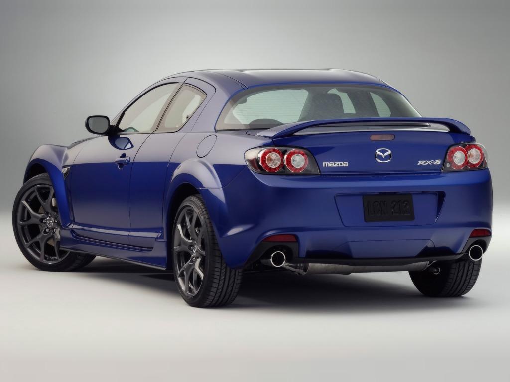 A&A: Mazda RX-8 JDM Style