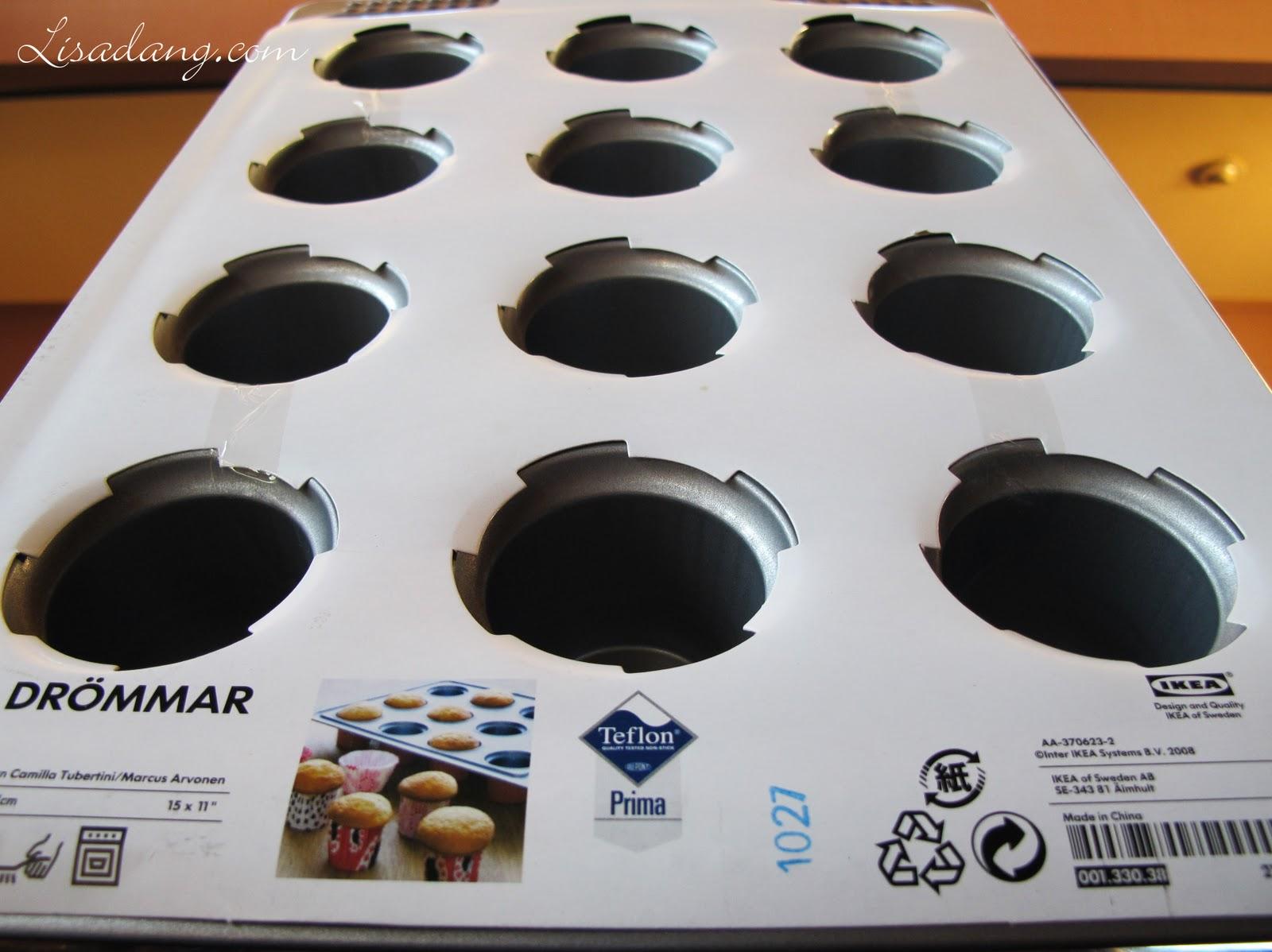 Ikea Muffins dang it delicious ikea muffin tin