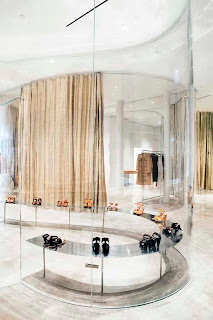 concept interiors the new derek lam store in new york