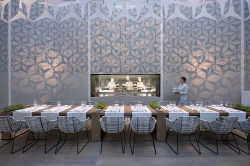 Concept Interiors Mandarin Oriental Barcelona