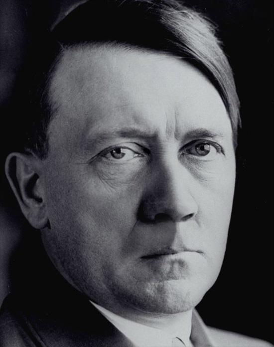 Bytes Hitler S Moustache