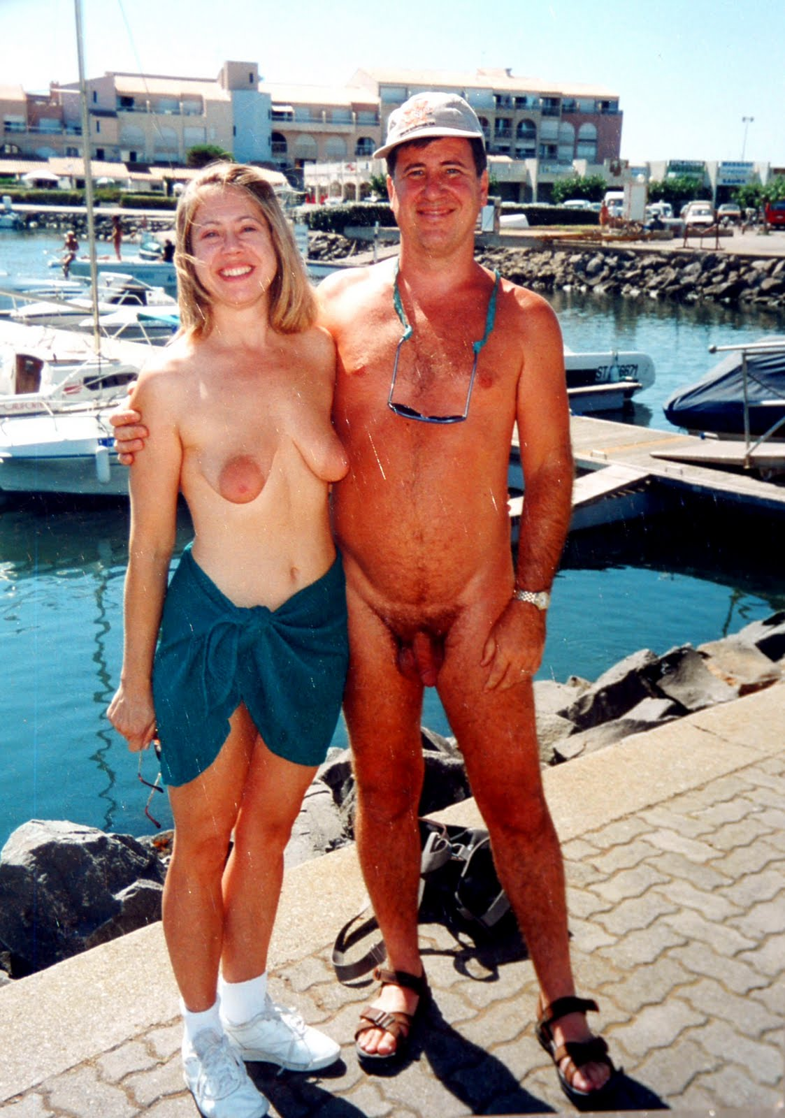 With her nudist resorts in northern
