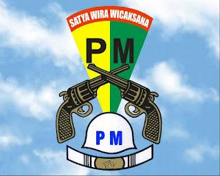 Polisi Militer | Perwira TNI | Logo Polisi Militer | Korps CPM