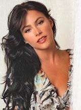 """""""Una modelo de exportación"""". Sofia Vergara, una familiar con una belleza despampanante..."""