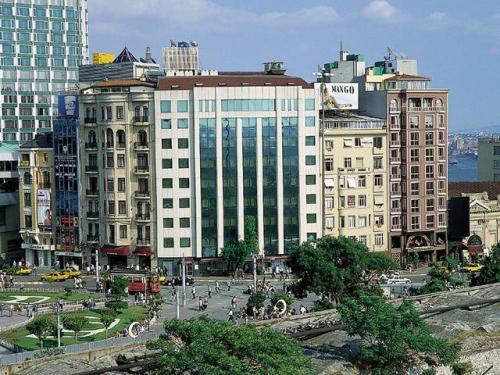 Hotel in istanbul taxim square hotel istanbul for Istanbul taksim hotels