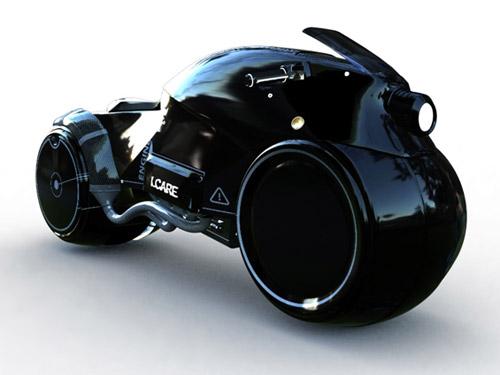 Nice Concept Bike