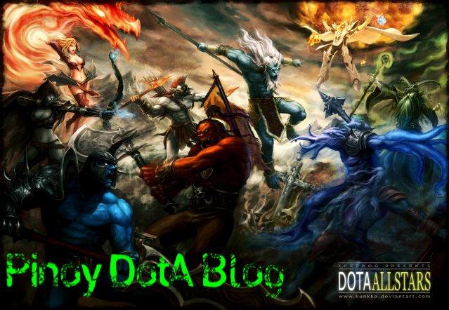 Pinoy DotA Blog