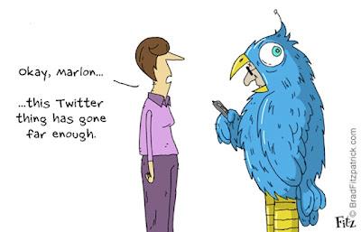 No good news, o Twitter ainda é tabajara.