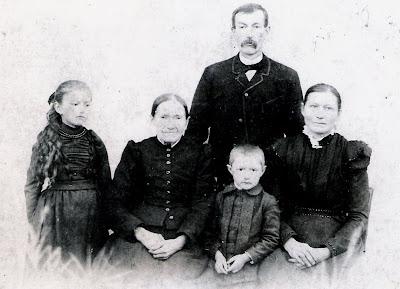 Álbum de família, Chorinchen