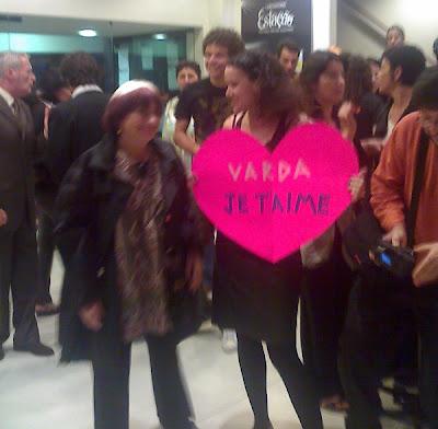 Agnès Varda, je t´aime
