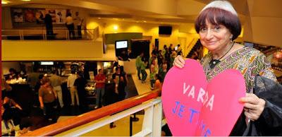 Agnès Varda nos aime