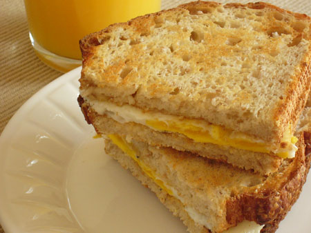 The Giggling Grasshopper: Fried egg sandwiches are a good ...
