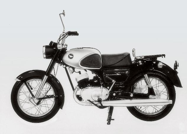 Riders Club: Kawasaki History