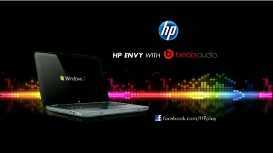Hp Advance Music System In Laptops