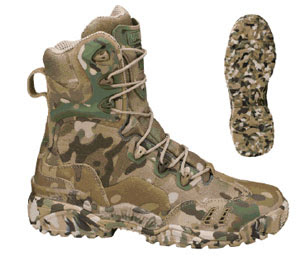 Magnum USA Unveiling All MultiCam Boots at SHOT Show 2011