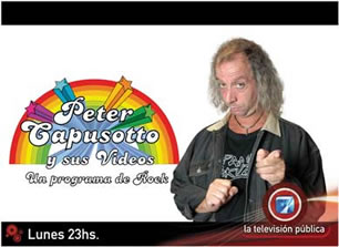 peter capusotto y sus videos